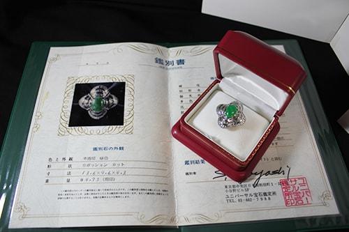 宝石・ダイヤ